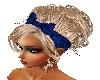 *PFE Blonde + Blue Scarf