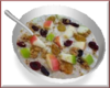 Hot Cereal With Fruit