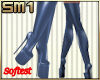 SM1 PVC P/form Blue2 sft
