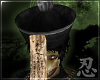 忍 Jiangshi Hat 3