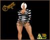 (AB) Bronze Skirt