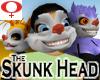 Skunk Head -Womans