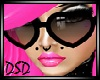 {DSD} Black Heart Shades