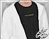 "Ⱥ"" White Streetwear"