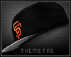 M|SF Giants Snapback
