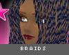 [V4NY] Braids Brown