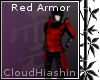 Red Rage Armor