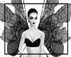 Flutter Girl Wings