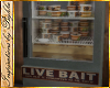 I~Bayou Live Bait Fridge
