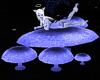 Space Mushroom Seat