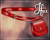 """Fanny Pack"" Red"