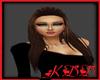 KyD Avril Chocolate Hair