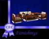 Oriental Poppy Couchs