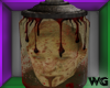 Zombie Head in a Jar
