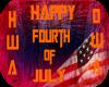 4th of July sticker