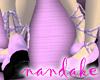 Ballerina Rocking Horse