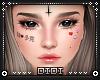 !D! Mine Face Tattoo 5