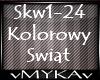DR SWAG-KOLOROWY SWIAT