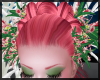 Coral & Flowers Fae Hair