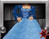 Medieval Dress Blue