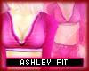 * Ashley fit - pink