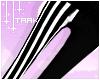 ♡ Half striped skinnys