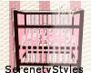 Styles GirlyFlower Crib