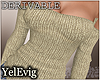 [Y] Sweater crudo drv