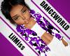 LilMiss Purple Camo Jckt
