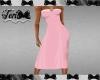 Simple Pink Dress XXL-SR
