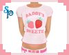 [S] Daddys Sweetie Top