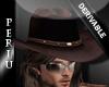 [P]Drv Cowboy Hat [M]