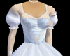 SN AiW WhiteQueen Gown