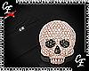 CE' Skull Ring LH Pinky