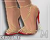 heels* gold