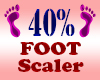Resizer 40% Foot