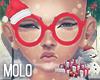 🎄 Santa Glasses