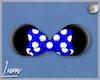 𝕯| Minnie Ears Blue