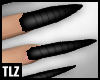 [TLZ]Black horned nails