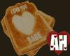 [AH] LoveHeart Toast