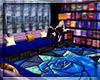 Blue Rose Tiny Room