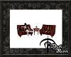 Dark| Cafe Arm Chair