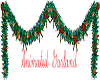 Lighted Holiday Garland