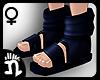 (n)Ninja Sandals 7 Blue