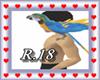 pappagallo blue and  M/F