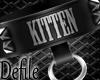 D* Kitten Collar|F