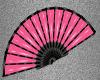 Candy PVC Fan