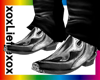 [L] Silver Flame boots
