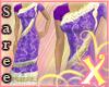 *Purple Saree/Sari*