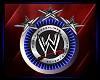 WWE floor sign
